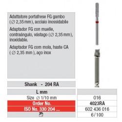 4023RA Adaptador FG para Contra-Ángulo 6 unid