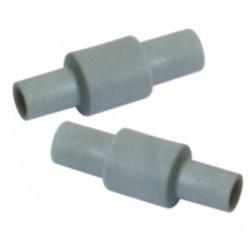 Adaptador Aspirasaliva De 6 mm a 11 mm 3 unid.