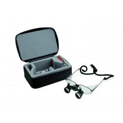 Lupa Binocular 2,5 x 380 mm. D.F R-100095