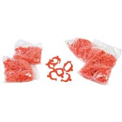 Articuladores Plástico Desechables Mestra 100 u. R-010145