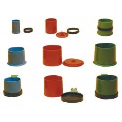 Cilindro De Plastico Para Fijo Mediano (3x) R040155