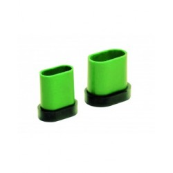 Cilindro De Silicona Oval Pequeño R040165