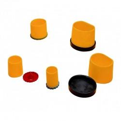 Cilindro De Silicona Para Fijo Grande (6X) R040164