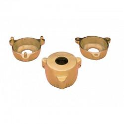 Mufla de Tres Pitones y Pasadores Mestra R-020130
