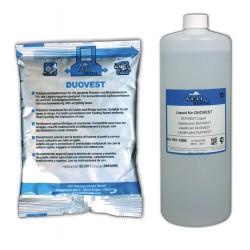Revestimiento 4kg+Liquido 1l Duovest