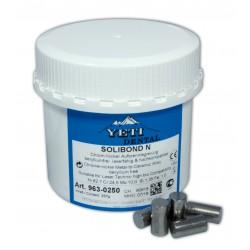Metal Cromo-Niquel Para Cerámica Solibond N Yeti 250 g
