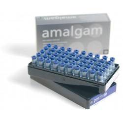 Permite Amalgama 50 cap. x 2 dosis 600 mg