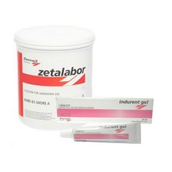 Zetalabor Silicona 5 Kg Base + 2 Catalizadores 60 ml