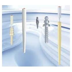 Postes Radiculares DentinPost ER Reposiciones 5 ud