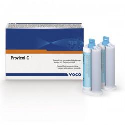 Cemento Provisional Provicol C Sin Eugenol 2 x 65 g
