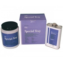 Resina Acrilica Auto Special Tray Polvo 2 Kg