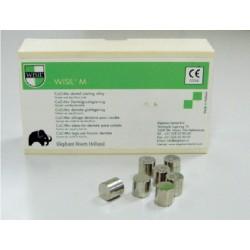 Wisil M Aleacion Cromo-Cobalto Para Protesis Removible 1 Kg