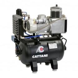 Compresor AC 100 Para 1 equipo dental con Secador