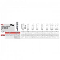 Fresa Para Implantes 229L.205.060 1 unid