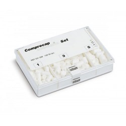 Capuchones De Compresion Gingival Comprecap Kit