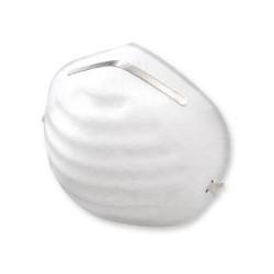 Mascarillas concha blancas 50 unid