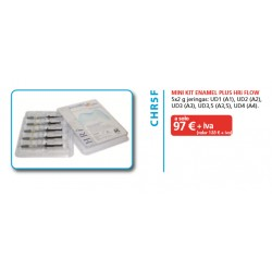 Oferta Mini Kit Enamel Plus Hri Flow Jeringa 5x2 gr.