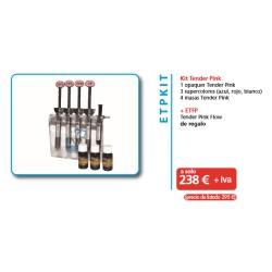 Kit Tender HRi para incrustaciones (2,5g)