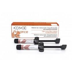 Cemento Provisional Advance Kdm 2x4 gr