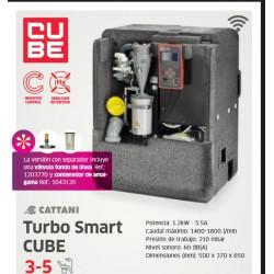 Aspiración Micro Smart Cube Cattani