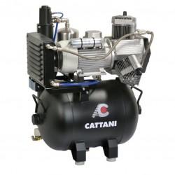 Compresor Para Fresadora Cad/Cam - Cattani