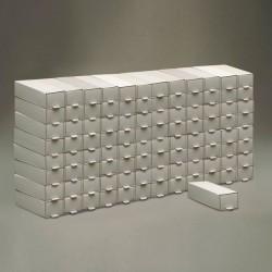 Caja carton para Modelos de Ortodoncia 100 uds - Mestra