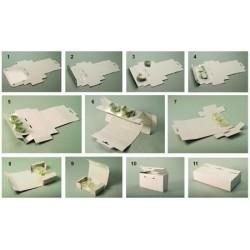 Cajas para el Transporte de Modelos (Cartón) Mestra