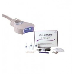 KIT BLANQUEAMIENTO QUICKWHITE PLUS CASA PC16% 10 JERINGASX3 ML