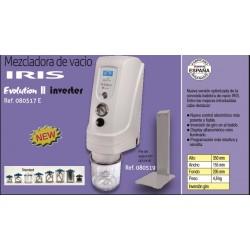 Mezcladora De Vacio Iris 2 Evolution R-080517