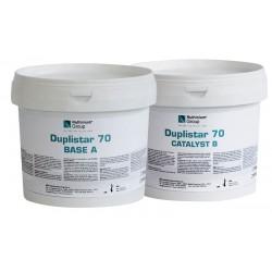 Silicona De Adicion Duplistar A+B 5 kg+5 kg- RUTHINIUM