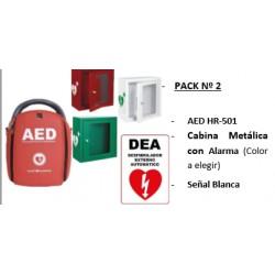 Desfibrilador Heart Guardian HR-501