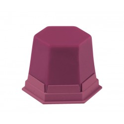GEO cera adhesiva rosa transparente 75 g - RENFERT