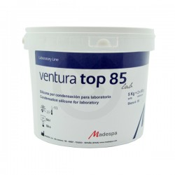 SILICONA TOP 85 LAB VENTURA 5 Kg + 2 catalizadores 60 ml- MADESPA