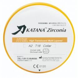 Disco ZR ML Con Collar 4 Capas 14mm Katana