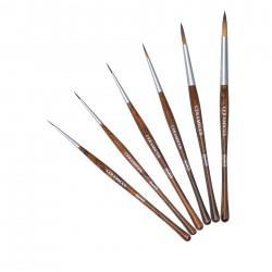 Pincel Ceramicus (Pelo sintético) 2 uds - Renfert