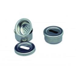 Descontaminador de fresas dentales acero inox diam.70mm - MESTRA