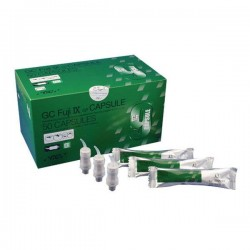 Fuji IX GP: cemento de ionómero de vidrio en capsulas (50 uds) - Gc