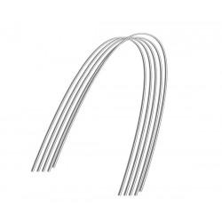 Arcos Natural Form NITI super-elástico (redondo 10ud) - Kdm