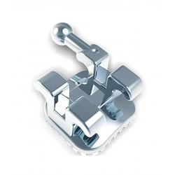 BRACKETS mini roth metalicos 022 (5u.) - KDM