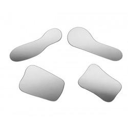Espejos de fotografía dental (1ud) - Kdm