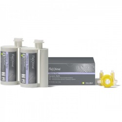 Flexitime Monophase: Silicona monofásica (2 x 50 ml) - Kulzer