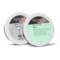 Flexitime Fast & Scan Easy Putty Refill (2 x 300 ml) - Kulzer