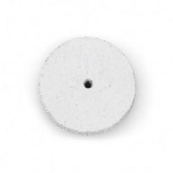 DISCO SILICONA EVE 22x3 mm. BLANCO BASTO (EN CAJA 100 UNIDADES)