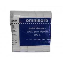 Omnisorb: Rollos de Algodón desechable (300 gr) - Omnia