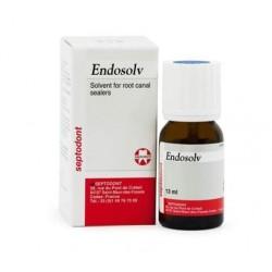 ENDOSOLV Disolvente Cementos Endodoncia (13 ml) - Septodont