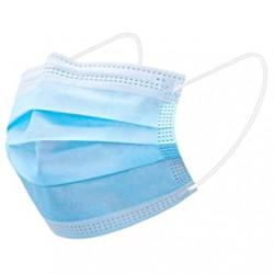Mascarillas quirurgicas EARLOOP Azules - 50 uds