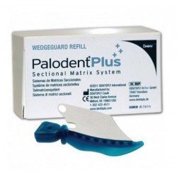 Palodent Plus WedgeGuard - Matrices sectoriales con Cuña (50ud.) - Dentsply