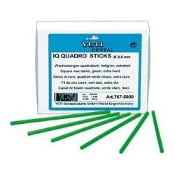 Canales de Fusión Iq Quadro Sticks Cuadrados Yeti