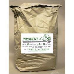 Yeso Tipo IV Bonificado InroDent 25 kg.