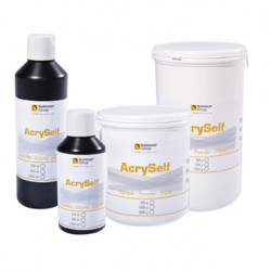 Resina Acrilica Acry Self Autopolimerizable Líquido 250 ml.